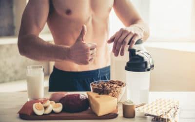 Zehn Proteinreiche und schnelle Snacks für zwischendurch